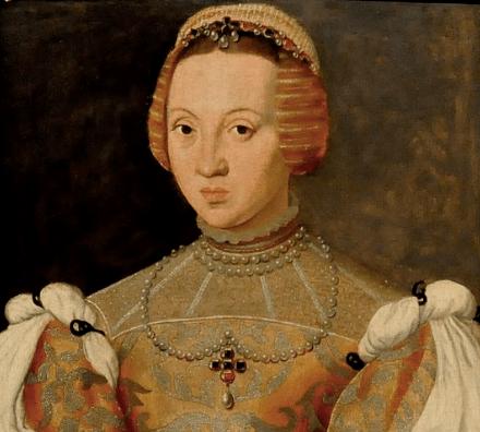 Isabel de Austria la nieta de los Reyes Católicos que fue reina de Dinamarca Suecia y Noruega