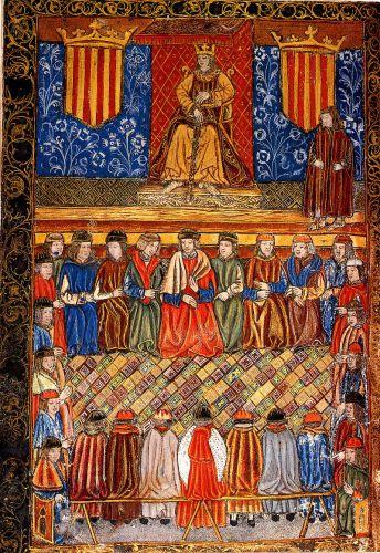 La Historia de la Diputación del General de Cataluña