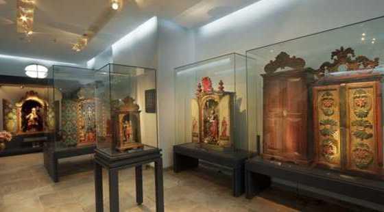 Museu do Oratório em Ouro Preto, Minas Gerais