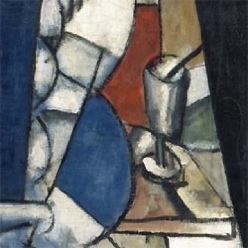 Gris, Léger e Delaunay
