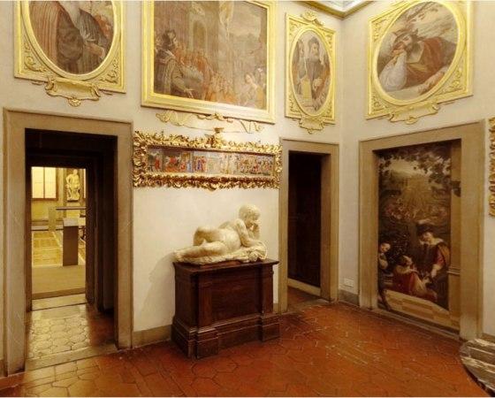 Por dentro de mais uma casa de artista: Casa Buonarroti