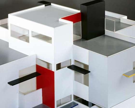 Mondrian e o Movimento de Stijl