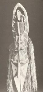 Máscara do povo Nalu