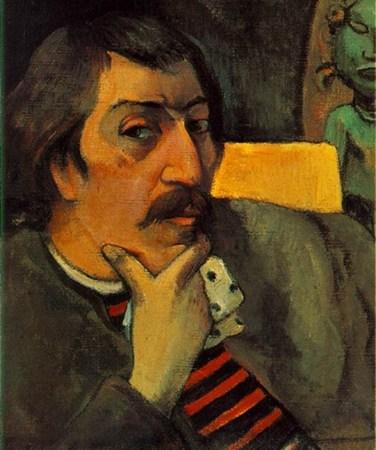 Os Impressionistas por Paul Gauguin