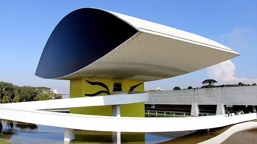Museu Oscar Niemeyer de Curitiba