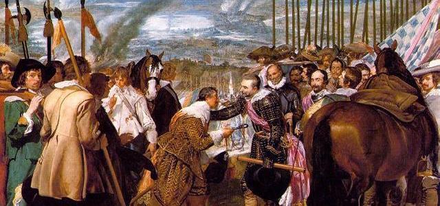 A Rendição de Breda, Velázquez