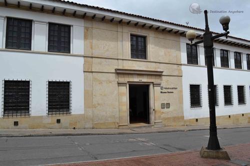 Museu Fernando Botero na Colômbia