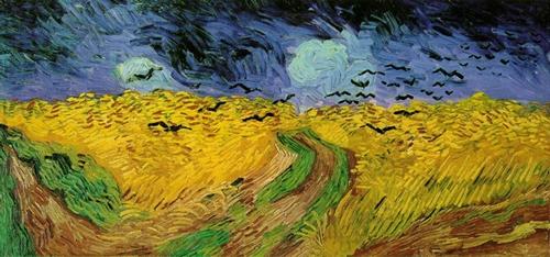 Vincent Van Gogh e ser vagabundo