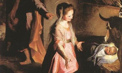 A Natividade, Federico Barocci