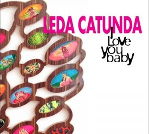 I Love You Baby – Exposição Leda Catunda