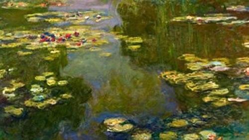 Claude Monet e suas Ninféias