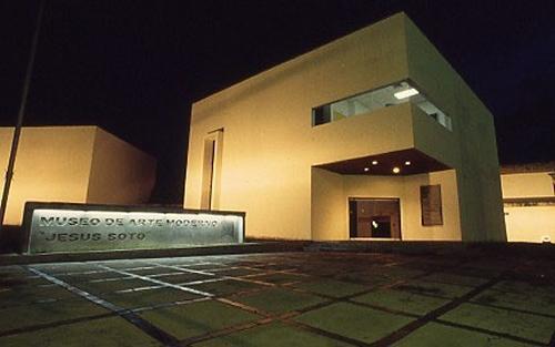 Museu de Arte Moderna Jesús Soto