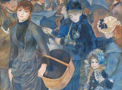 Os Guarda-Chuvas, Renoir