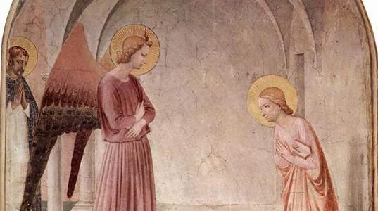 A Anunciação, Fra Angelico