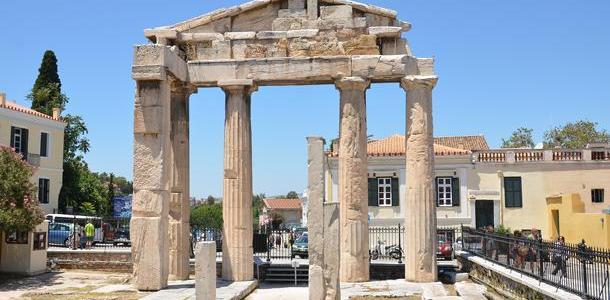 Ágora Romana em Atenas