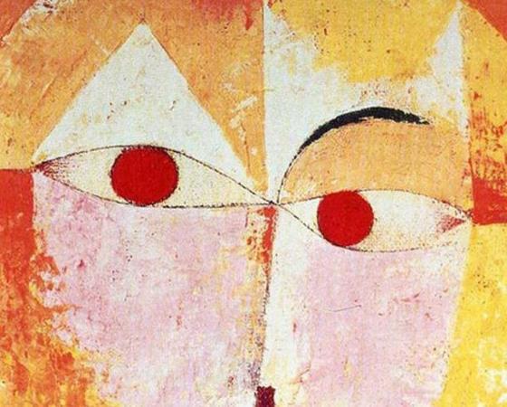 Senecio, Paul Klee
