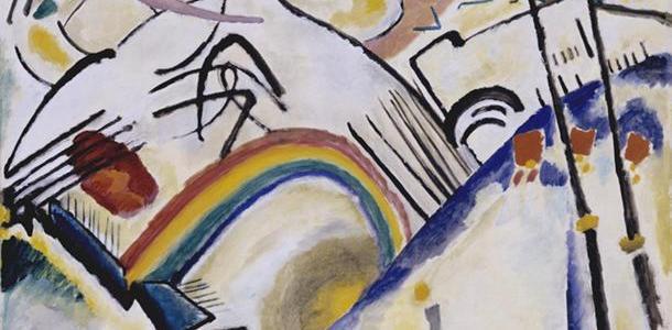 Cossacos, Wassily Kandinsky