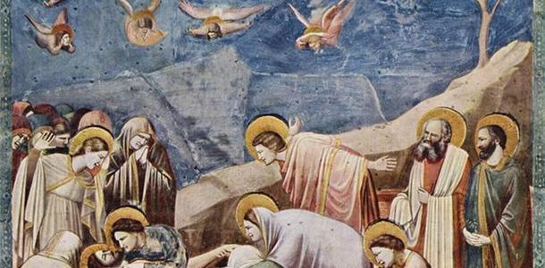 A Lamentação, Giotto