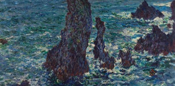 Agulhões em Port-Corton, Claude Monet