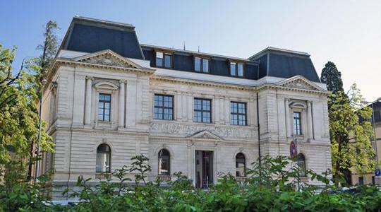 Museu Jenisch de Vevey