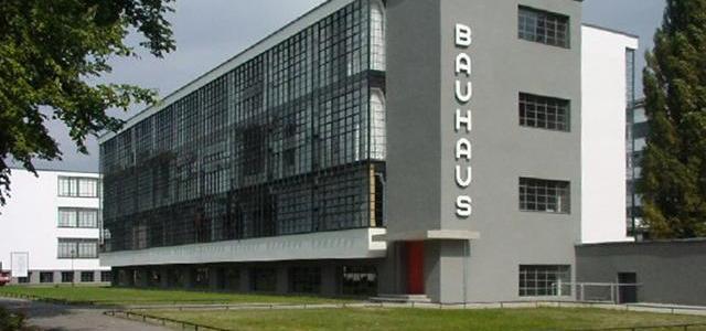Comemoração dos 100 anos da Bauhaus