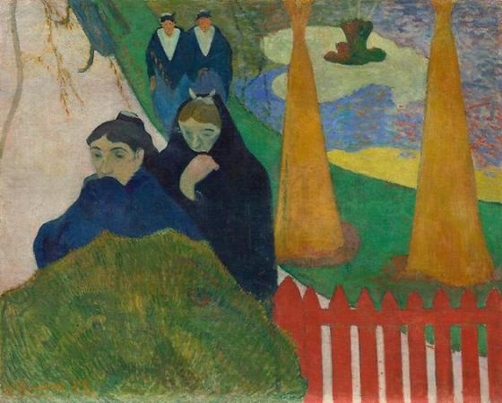 Arlésiennes, Paul Gauguin