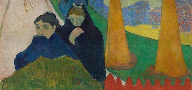 Arlésiennes, Paul Gauguin