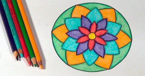 Criar uma Mandala