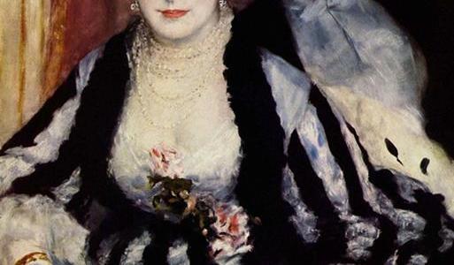 O Camarote, Piere-Auguste Renoir