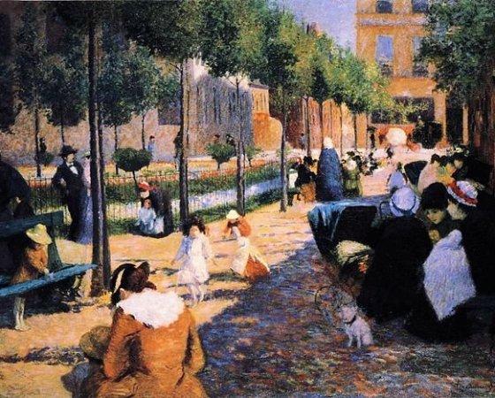 Macchiaioli eram impressionistas Italianos?
