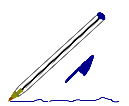 Como desenhar com caneta esferográfica
