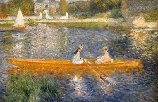 O Esquife, Renoir