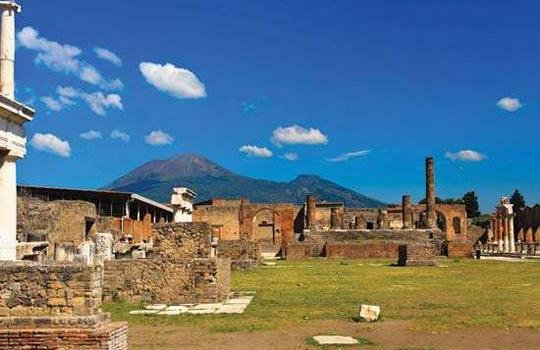 Pompéia: museu a céu aberto