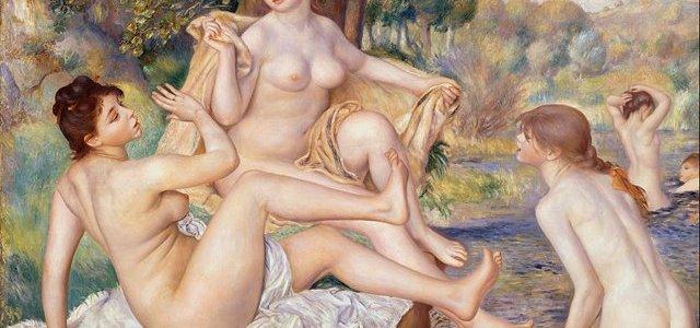 As Grandes Banhistas, Renoir