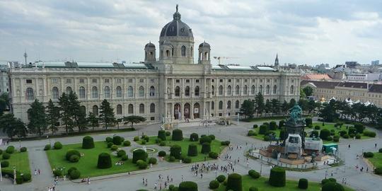 Museu de História da Arte em Viena – Áustria