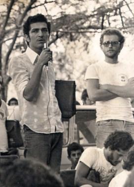 Assembleia na Ufal em 1979 - Foto José Feitosa
