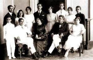 A família Fernandes Lima