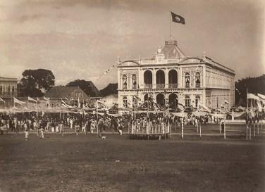 Palácio dos Martírios em 1902