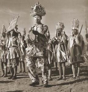 Guerreiro em Maceió em 1943