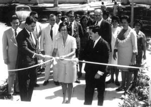 Inauguração da sede da APPA em 1968