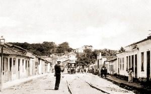 Ladeira da Chão início do século XX