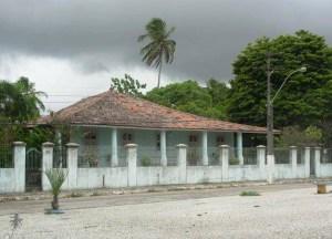 A casa onde morou o comendador Jacinto Nunes Leite ainda está preservada