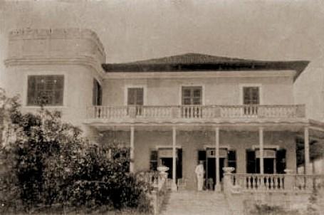 Casa Grande da Usina Brasileiro
