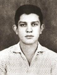 O alagoano Manoel Lisboa foi um dos fundadores do PCR