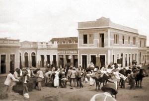 Casa em que o poeta nasceu em União dos Palmares