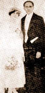 Casamento em Belém, em 1916