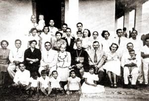 Família Vilela em 1951