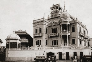 Hotel Bella Vista na década de 30