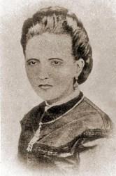 Maria Olympia, mãe de Bráulio. Acervo Homero Cavalcante