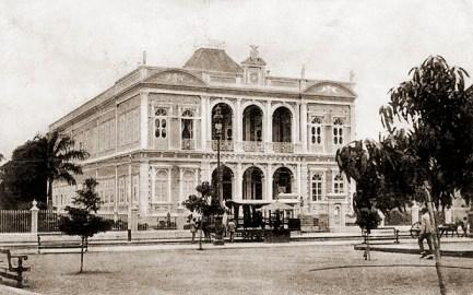 Palácio dos Martírios em 1908